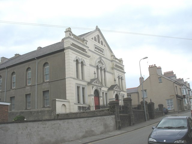 Hyfrydle Welsh Calvinistic Methodist Church, Thomas Street