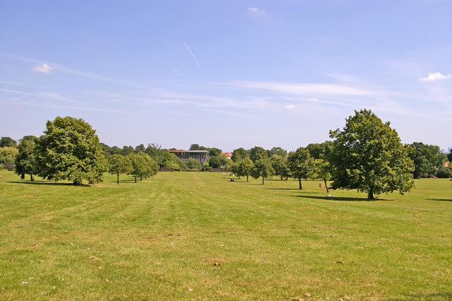 Broomfield Park. London N13