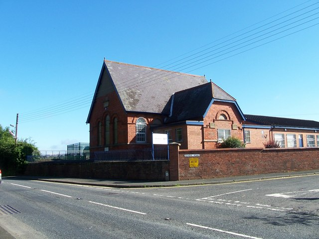 O'Neill Primary School at junction of School Road/Ballygowan Road, Crossnacreevy