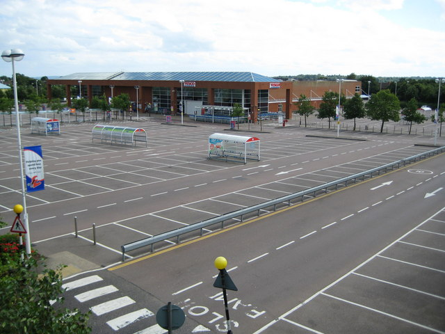 Wentworth Car Park Hexham