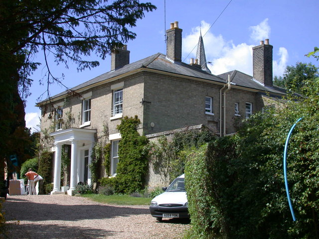 The Old Vicarage, Bourn