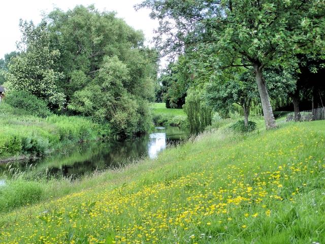 River Dane.