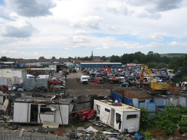 Scrap Yards Near Me That Take Cars