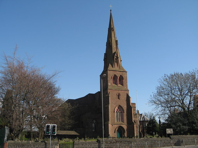 St. Oswald, King & Martyr, Old Swan