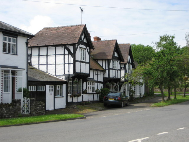 The Manor House - Weobley