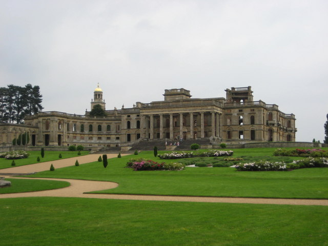 Witley Court - south aspect