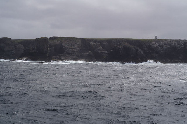 Bagi Stack from the north