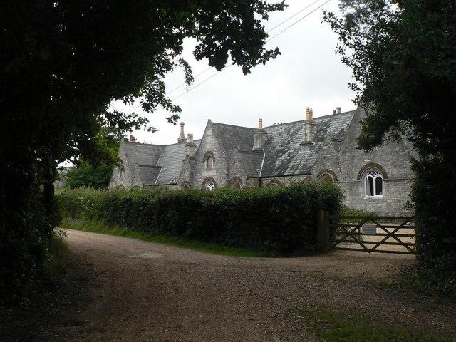 Talbot Village: almshouses