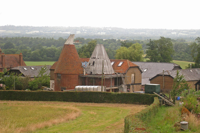 The Oast, Great Hayesden, Lower Haysden Lane, Tonbridge, Kent