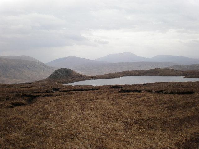 Loch Meallan an Fhudair