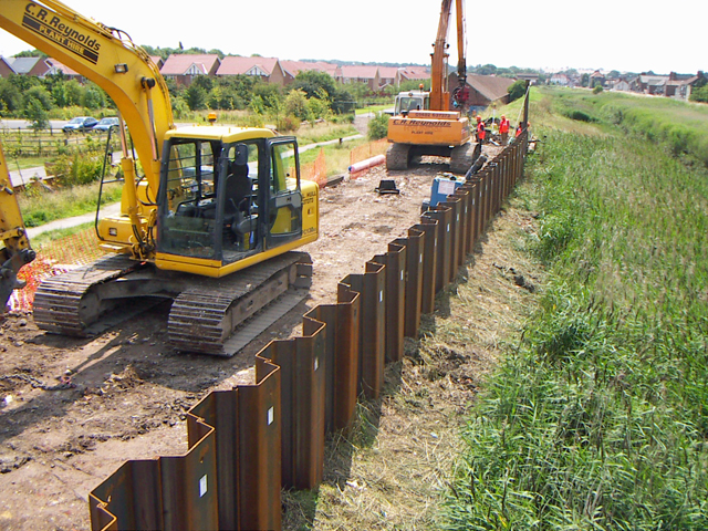Raising the Flood Defences