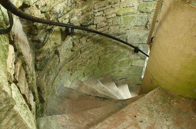 Scrabo Tower Near Newtownards Detail 169 Albert Bridge