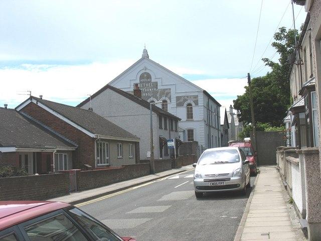 Bethel Welsh Baptist Chapel, Edmund Street