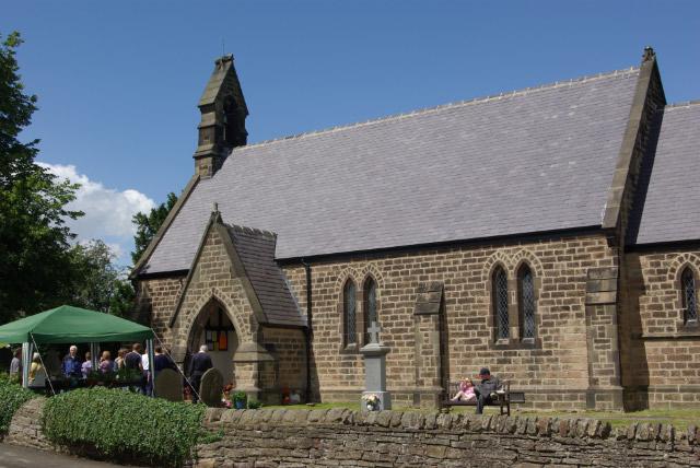 Wessington Church