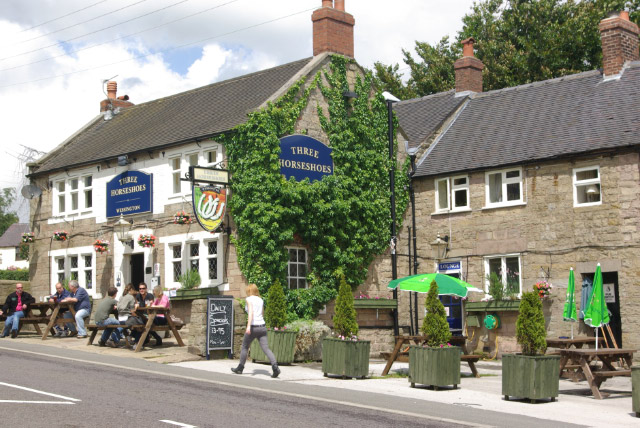 The Three Horseshoes, Wessington