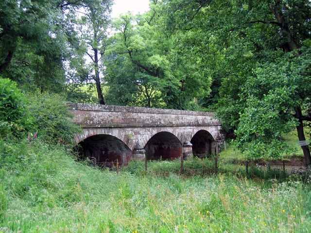 Wreay Bridge