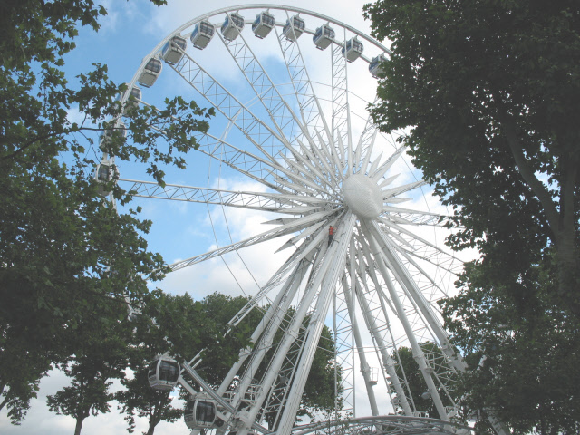 The Greenwich Eye