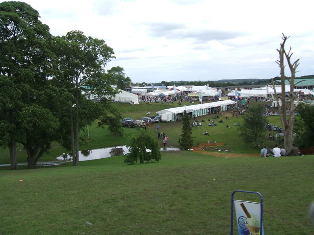 The Great Yorkshire Showground