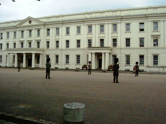 Wellington Barracks, SW1