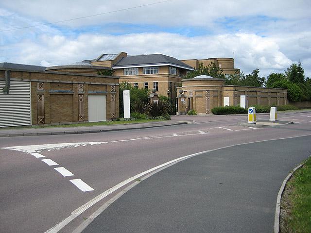 UCAS, New Barn Lane