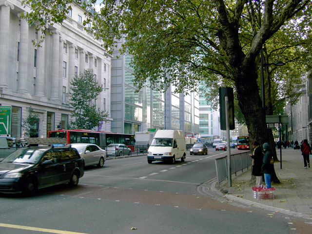 Euston Road NW1