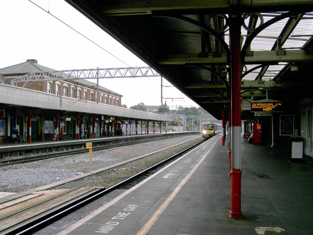 Stockport Station