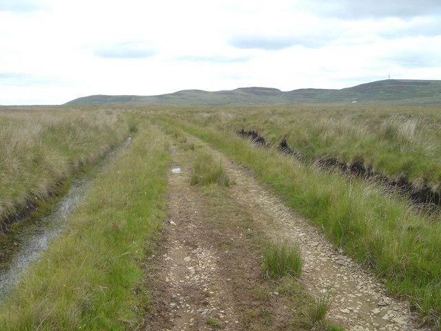 Ca-na-Catanach Track