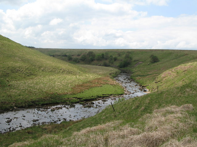The valley of the River Irthing (9)