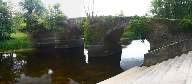 Stone Bridge over Inny