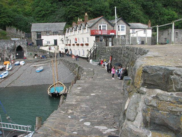 The Red Lion, Clovelly
