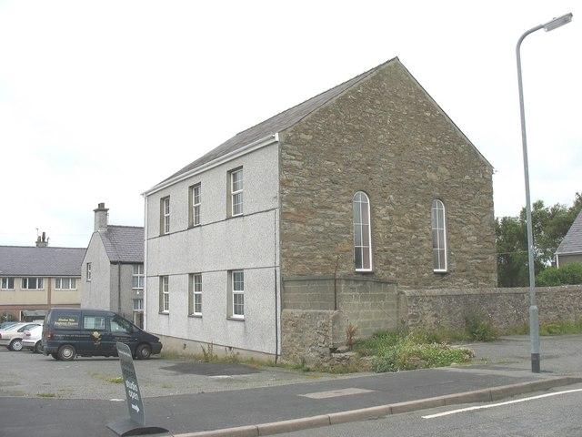 Tabernacl Baptist Chapel, Farmers Street