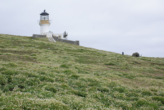 Flannan Island Lighthouse