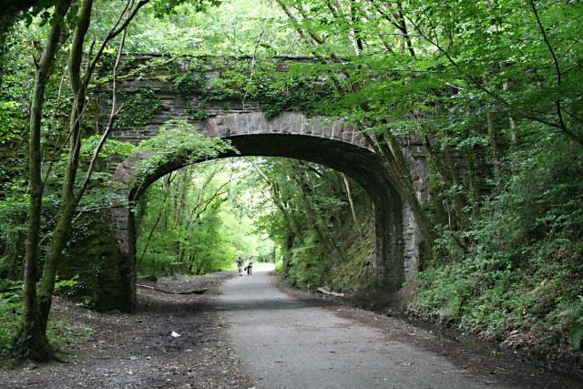 Bridge over the Old Railway Line