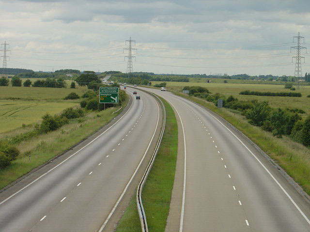 A180 near Stallingborough