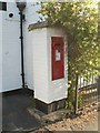 SZ1195 : Holdenhurst: postbox № BH8 271, Holdenhurst Village Road by Chris Downer