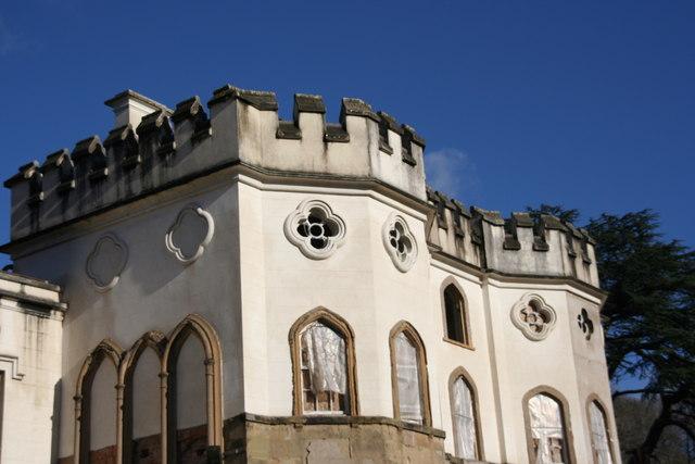 Corngreaves Hall