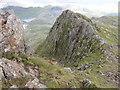 SH6253 : View towards Lliwedd Bach : Week 28