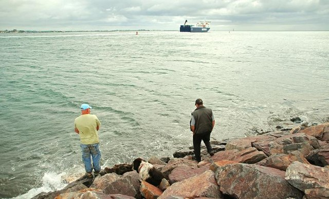 Anglers, Greenore