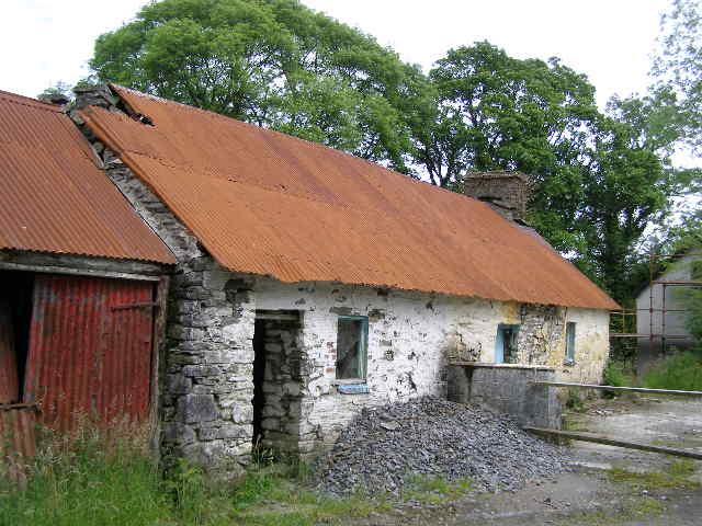 Disused farmhouse