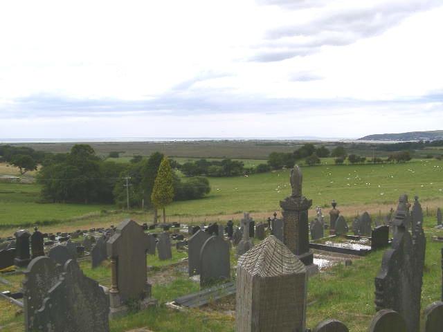 Cemetery, Tal-y-bont.