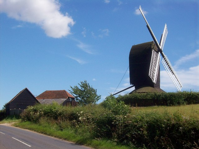 Rolvenden Windmill and Granary