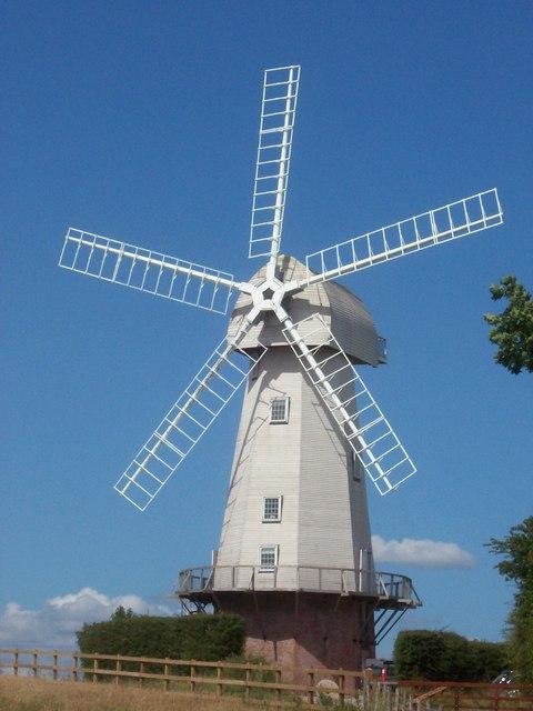 Sandhurst windmill