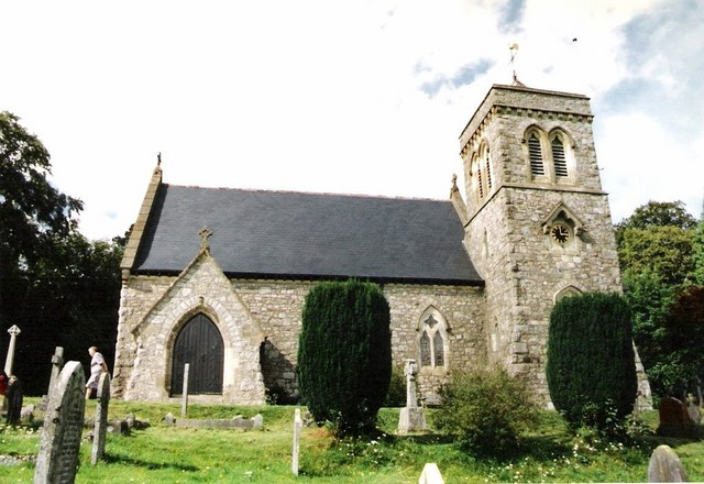 St John's Church Leusdon
