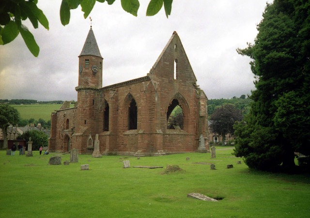 Cathedral Ruin, Fortrose