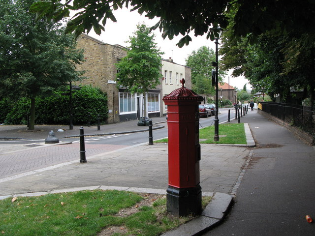Church Lane and Church End, E17