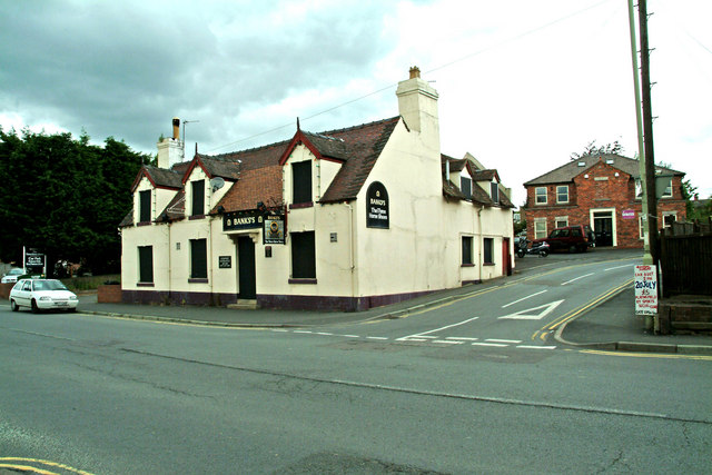 The Three Horse Shoes, 53 High Street