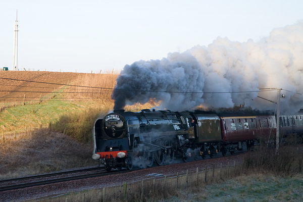 """Duke of Gloucester"" at Fullwood"