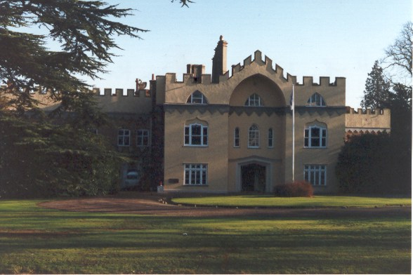Hampden House and its history