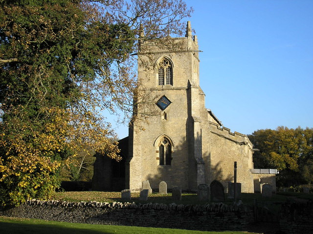 Shelton church