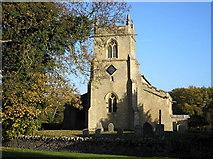 TL0368 : Shelton church by james ferguson